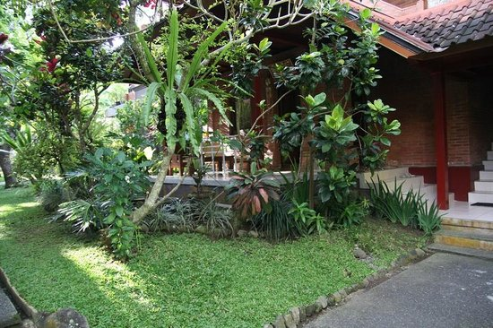 Indraprastha Home Stay: View of our room.
