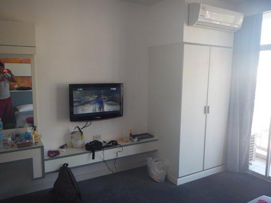 Balcony Hostel: Double Room