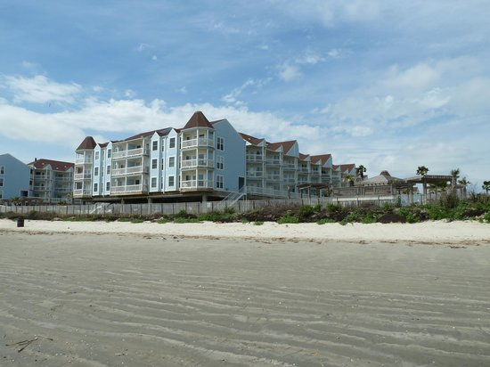 Seascape Condominium Rentals : view of condo