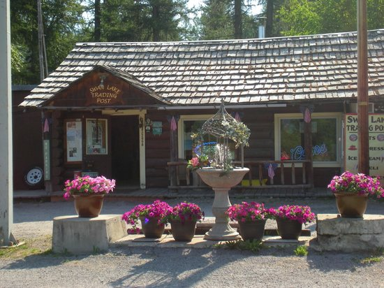 Swan Lake Trading Post & Campground: Another shot of