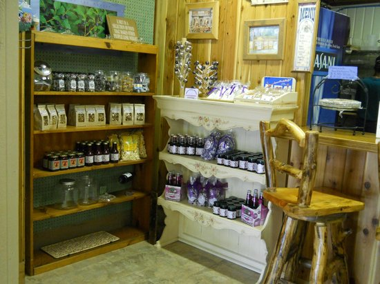 Swan Lake Trading Post & Campground: More of our Gift Store