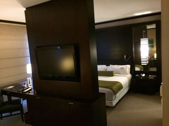 bedroom divider. Vdara Hotel  Spa Bedroom divider Picture of Las Vegas TripAdvisor