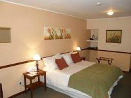 Hotel Austral: Habitacion