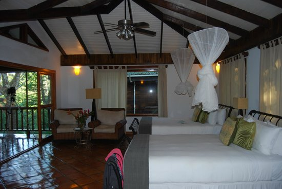 Belcampo Lodge: Jungle suite