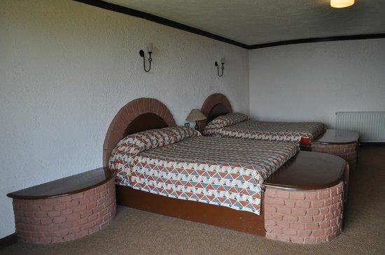 Ngorongoro Sopa Lodge: Номер