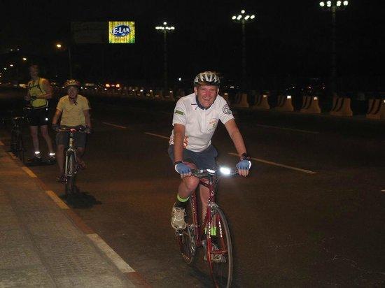 Bike World Bed, Breakfast & Bike : Uncle Jeff
