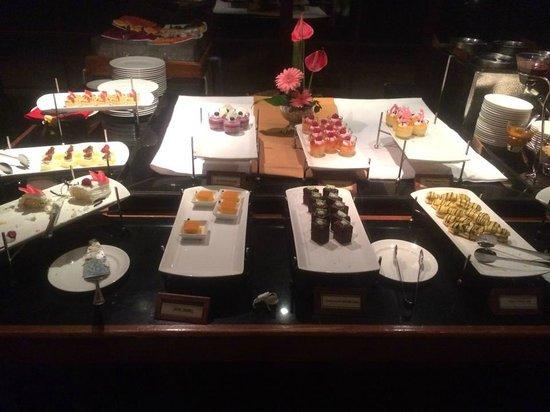 Tenkai Japanese Restaurant: Sweets