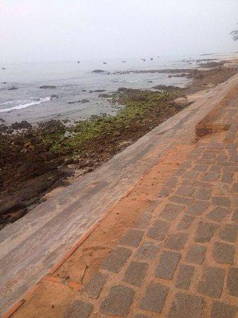 Victoria Hoi An Beach Resort & Spa: Strand???