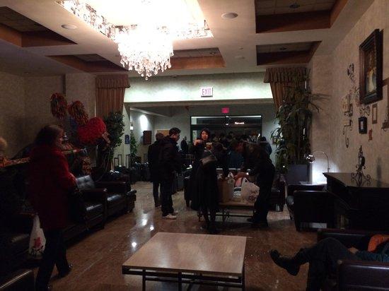 Marco LaGuardia Hotel by Lexington: lobby