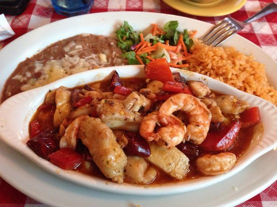 La Costa Mariscos: Loved this dish!