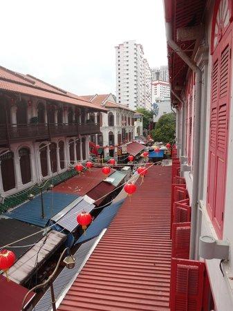 Jinshan Hotel : The view
