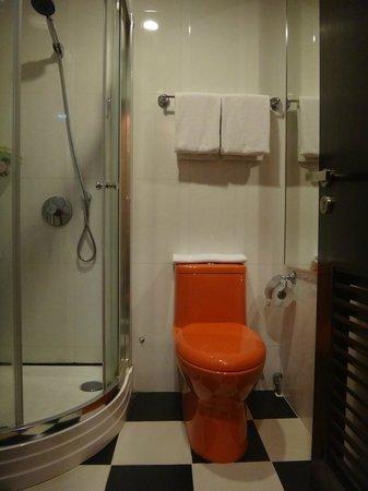 Jinshan Hotel : Bathroom