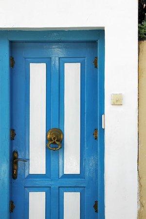 Pedlar's Inn Hostel: Entrance