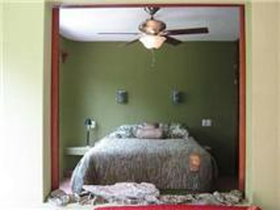 Maya Cala: Casita Master bedroom