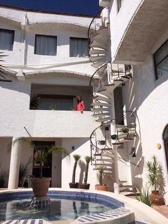 Hotel Casa Blanca San Miguel: Really nice premises