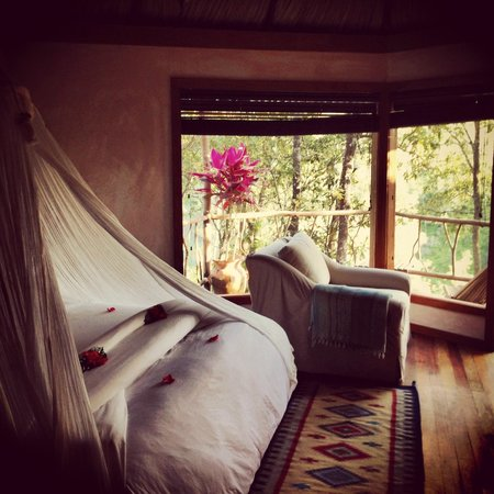 Gaia Riverlodge: The Breeze Cabana
