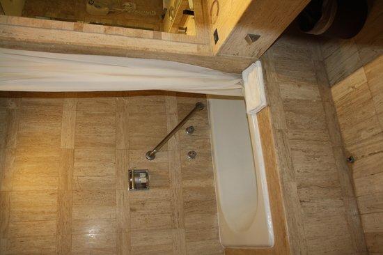 Paradisus Los Cabos: bathroom in king bed oceanview room