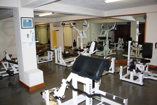 Paradisus Los Cabos: gym