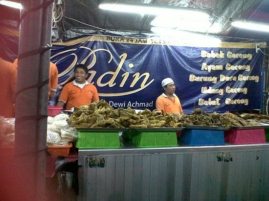 Image result for Padin Bu Dewi Ahmad Sawahan