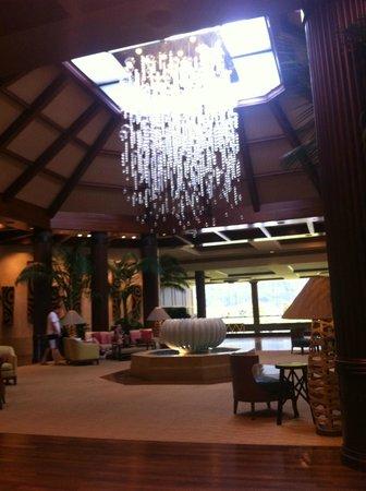 St. Regis Princeville Resort : フロント