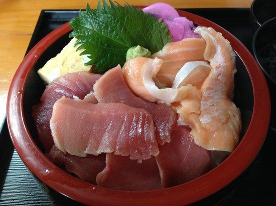 Sushi Dining Ohan : ランチメニュー