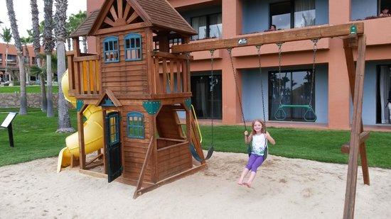 Paradisus Los Cabos : kids club playground