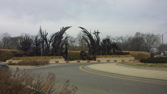 St. Louis Zoo: Iron Gate