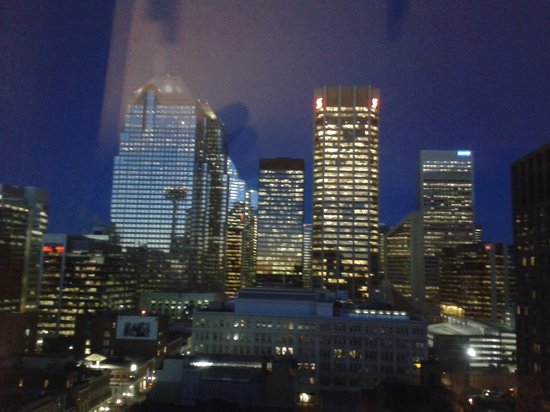 Hyatt Regency Calgary: View from my room