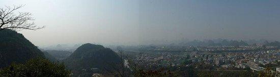 Seven Star Park (Qixing Gongyuan): What a blend