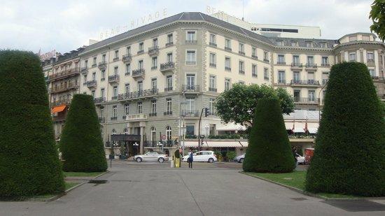 Hotel Beau-Rivage Geneva: Beau-Rivage Geneva