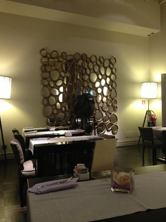 Firenze Number Nine Wellness Hotel: restaurant