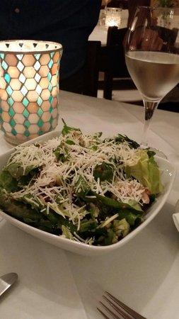 Candouni Restaurant: Kandouni salad