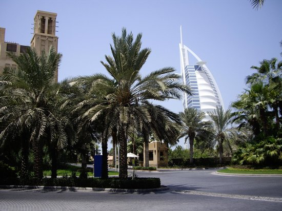 Jumeirah Dar Al Masyaf at Madinat Jumeirah: view