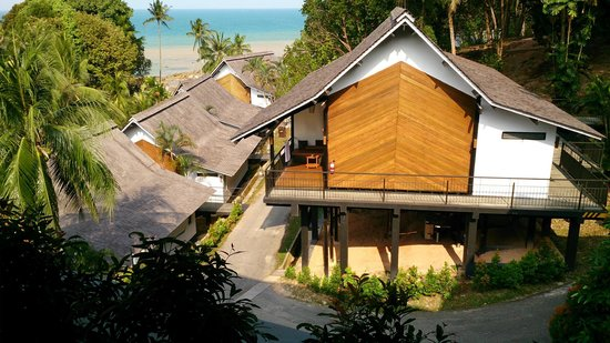 Turi Beach Resort View Of Riani Wing