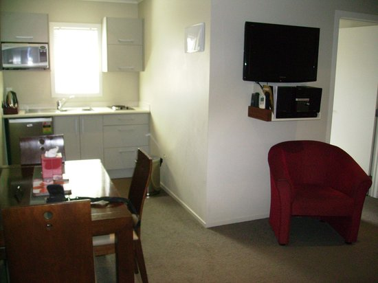Albert Court Motor Lodge : Self Contained