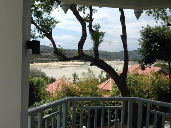 Amatara Wellness Resort: view from bay suit