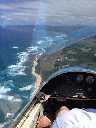 Honolulu Soaring: What a view!