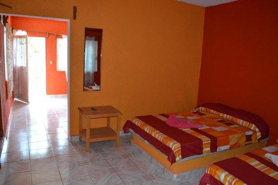 Hotel Casa Longino's: octuple