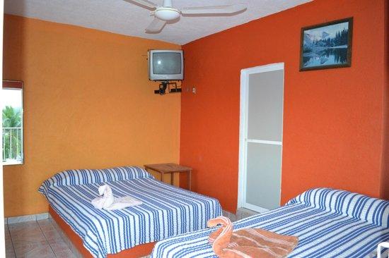 Hotel Casa Longino's: duplex
