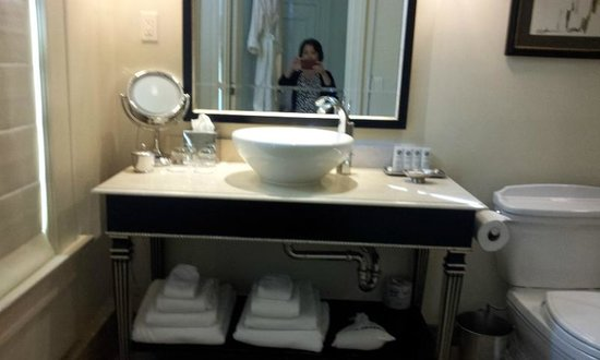 THE US GRANT, a Luxury Collection Hotel, San Diego: bathroom