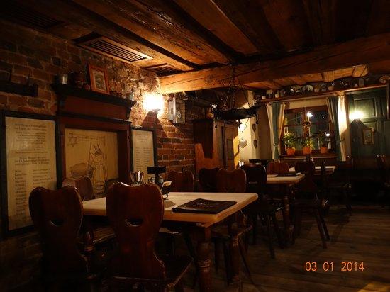 Zum Gulden Stern: Старая Франкония