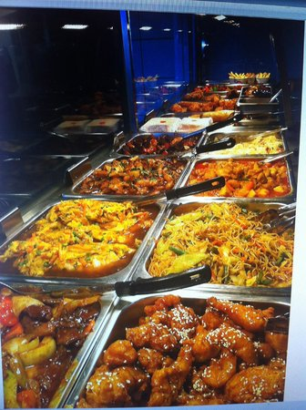 hot bain marie food picture of 168 foodbar and cafe