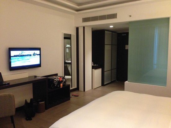 WelcomHotel Dwarka: Room view 1