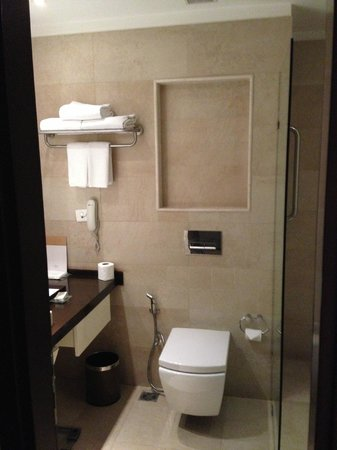 WelcomHotel Dwarka: Bathroom view 2