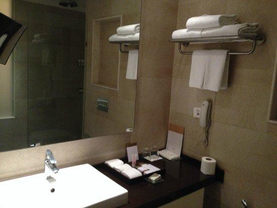 WelcomHotel Dwarka : Bathroom view 3