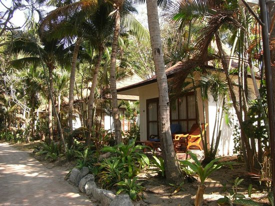 "Chaweng Buri Resort: Bungalows im ""grünen Bereich"""