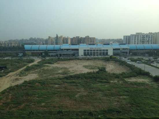 WelcomHotel Dwarka : View from Room