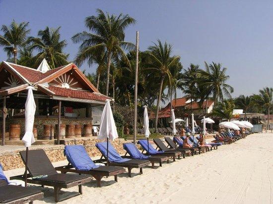 Chaweng Buri Resort: Strand