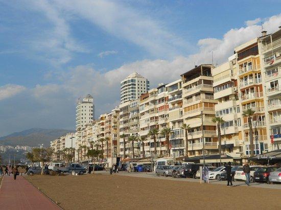 Hotel Izmir Palas: izmir lungo mare