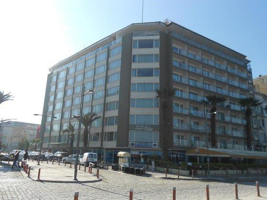 Hotel Izmir Palas: hotel
